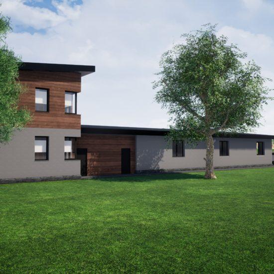Bytový dům Mohelnice