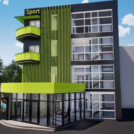 Hotel Sport Šumperk